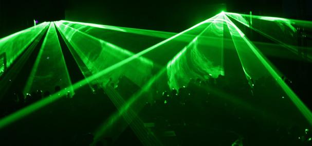 Laser-foto